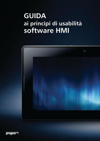 GUIDA software HMI - Progea