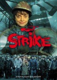 Folder STRIKE final - PROGRESS Film-Verleih