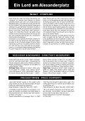 Ein Lord am Alexanderplatz - PROGRESS Film-Verleih - Page 2
