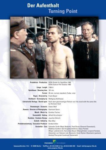 DE_FB _6. Serie_* Layout Armin Mueller-Stahl - PROGRESS Film ...