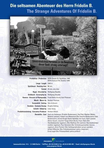 DE_FB _4. Serie:* Layout Armin Mueller-Stahl - PROGRESS Film ...