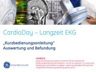 CardioDay – Langzeit EKG - projekt medizin GmbH