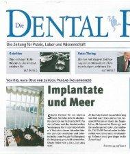 Implantate und Meer - ProLab