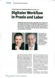 Digitaler Workflow in Praxis und Labor (Ausgabe 05 - ProLab