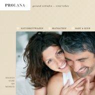 Katalog Naturbettwaren.pdf - Prolana