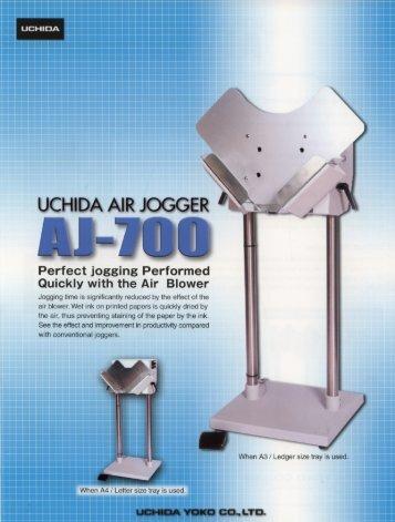 HIDA AIR JOGGER ' - ProMegaTechnik