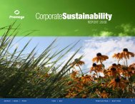 CorporateSustainability - Promega