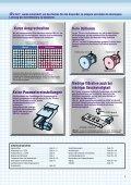 5-Phasen Schrittmotoren mit Endstufe AS/ASC-Serie - Pro/Motion ... - Seite 3