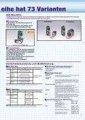 5-Phasen Schrittmotoren mit Endstufe AS/ASC-Serie - Pro/Motion ... - Seite 5
