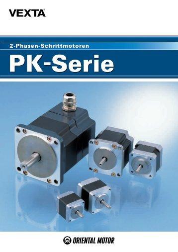 2-Phasen Schrittmotoren PK-Serie - Pro/Motion Mechanik + ...