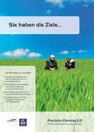 Precision Farming 2.0