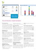LogPoint 5.1 Product Features Robust. Dynamic. Unparalleled. - Page 4