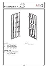 PDF-Download - Pro Vendo - Ladeneinrichtung