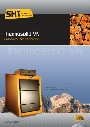thermosolid VN - SHT