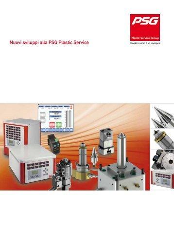 Nuovi sviluppi alla PSG Plastic Service - psg-online.de