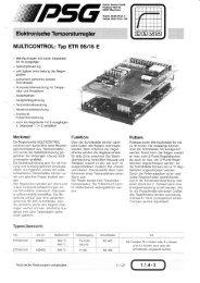 ETR95/16E - psg-online.de