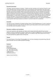 Chemical resistance of plastics - Bürkle GmbH