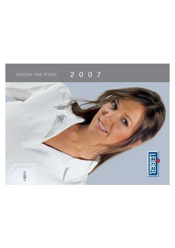 leiber medizin 07.pdf - PSL Arbeitskleidung