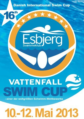 10-12 Mai 2013 - Vattenfall Swim Cup