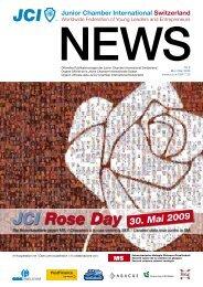 JCI Rose Day - Junior Chamber International Switzerland