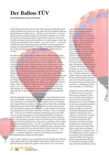 Der Ballon-TÜV - PTB