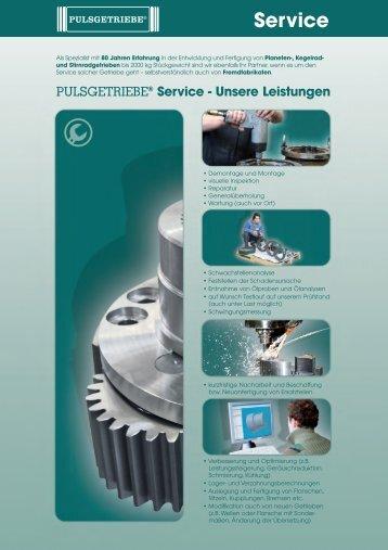 PULS - Service - Pulsgetriebe GmbH & Co. KG