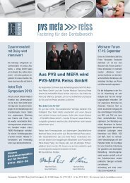 Datei zum Download - PVS-MEFA Reiss GmbH