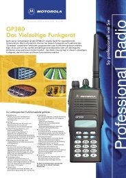 GP380 - Center Communication Systems GmbH