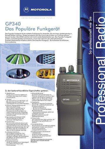 GP340 - Center Communication Systems GmbH