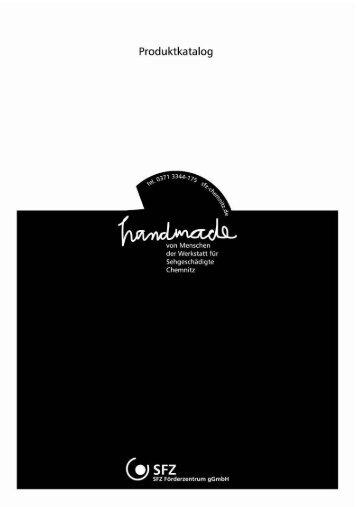 im PDF Format (1,8 MB) - SFZ Förderzentrum gGmbH