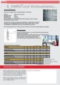 Flyer Voro S-Onro.13.03.09.cdr - SHG Rolladen-Systeme GmbH - Seite 2