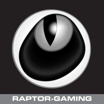 Rapt RaptoR-GaminG