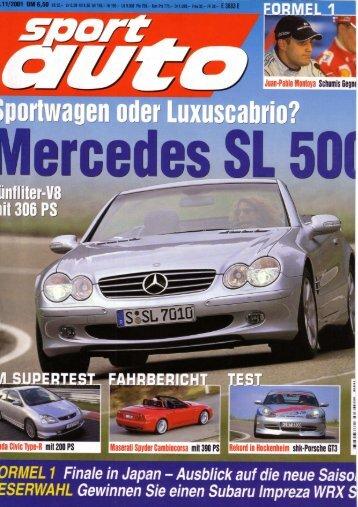 sport auto 11.2001