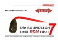 DMX RDM Fibel Die SOUNDLIGHT