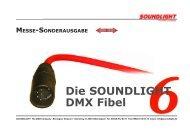 DMX Fibel Die SOUNDLIGHT