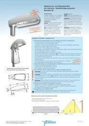SCHUCH Katalog - Siblik Elektrik Ges.m.b.H. & Co. KG