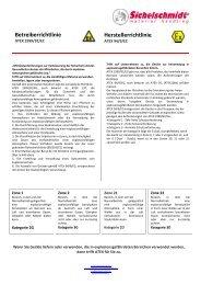 Informationen und Richtlinien zum Einsatz von Sichelschmidt ...