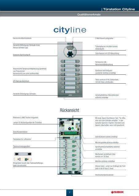 FERMAX City-/Skyline - Siblik Elektrik Ges.m.b.H. & Co. KG