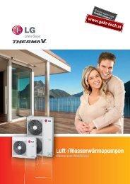 LG ThermaV Broschüre