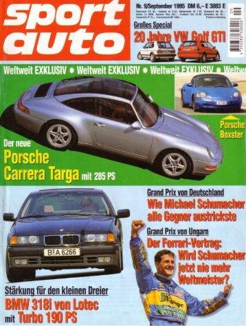 sport auto 09.1995
