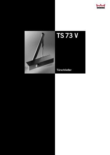 TS 73 V - Sicherheitstechnik