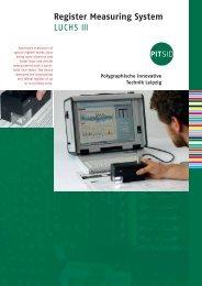 Register Measuring System LUCHS III - Sächsisches Institut für die ...