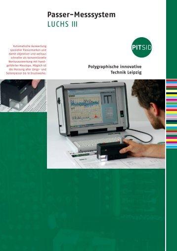 Passer-Messsystem LUCHS III - Sächsisches Institut für die ...