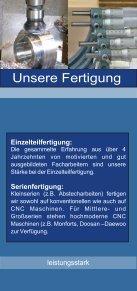 Informationsbroschüre - Eberhard Siedler GmbH - Seite 3