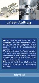 Informationsbroschüre - Eberhard Siedler GmbH - Seite 4