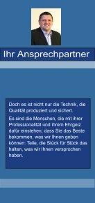 Informationsbroschüre - Eberhard Siedler GmbH - Seite 5