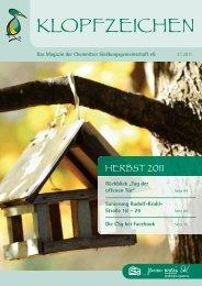 Herbst - Chemnitzer Siedlungsgemeinschaft eG
