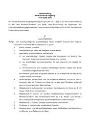 Ehrenordnung (pdf) - Siegburg