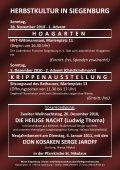 steht das Herbstprorgamm zum Download bereit. - Markt Siegenburg - Seite 4