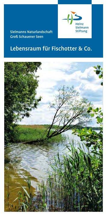 Sielmanns Naturlandschaft Groß Schauener Seen - Heinz Sielmann ...